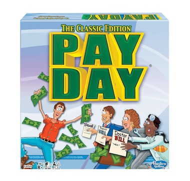Winning Moves Games - PayDay Board Game Classic Edition