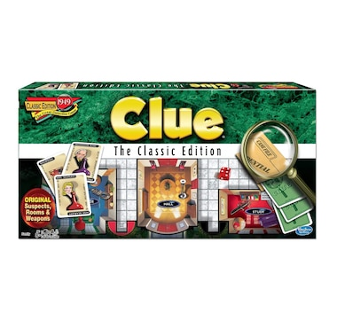 Winning Moves Games - Clue Classic Edition
