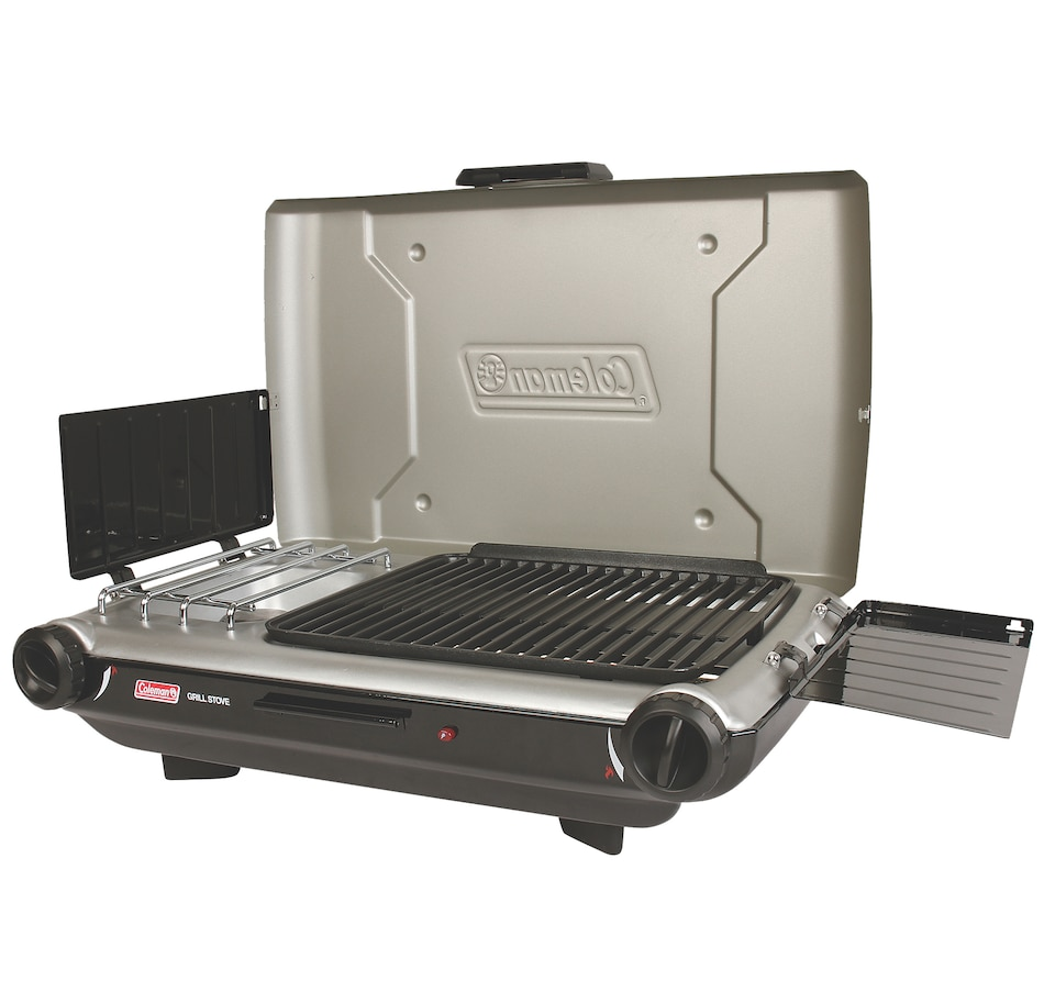 Image 607600.jpg , Product 607-600 / Price $139.99 , Coleman PerfectFlow™ InstaStart™ Grill Stove (20K BTU) from Coleman on TSC.ca's Kitchen department