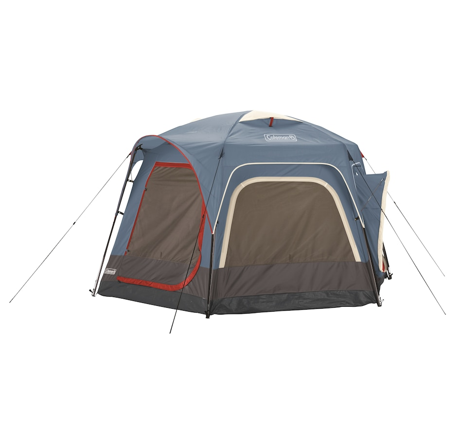 Image 607610.jpg , Product 607-610 / Price $349.99 , Coleman 6 Person Connectable Fast Pitch™ Cabin Tent from Coleman on TSC.ca's Home & Garden department