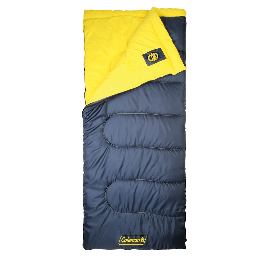Image 607614.jpg , Product 607-614 / Price $54.99 , Coleman Palmetto Regular Warm Weather Sleeping Bag from Coleman on TSC.ca's Home & Garden department