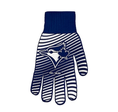 The Sports Vault MLB Licensed Toronto Blue Jays BBQ Glove