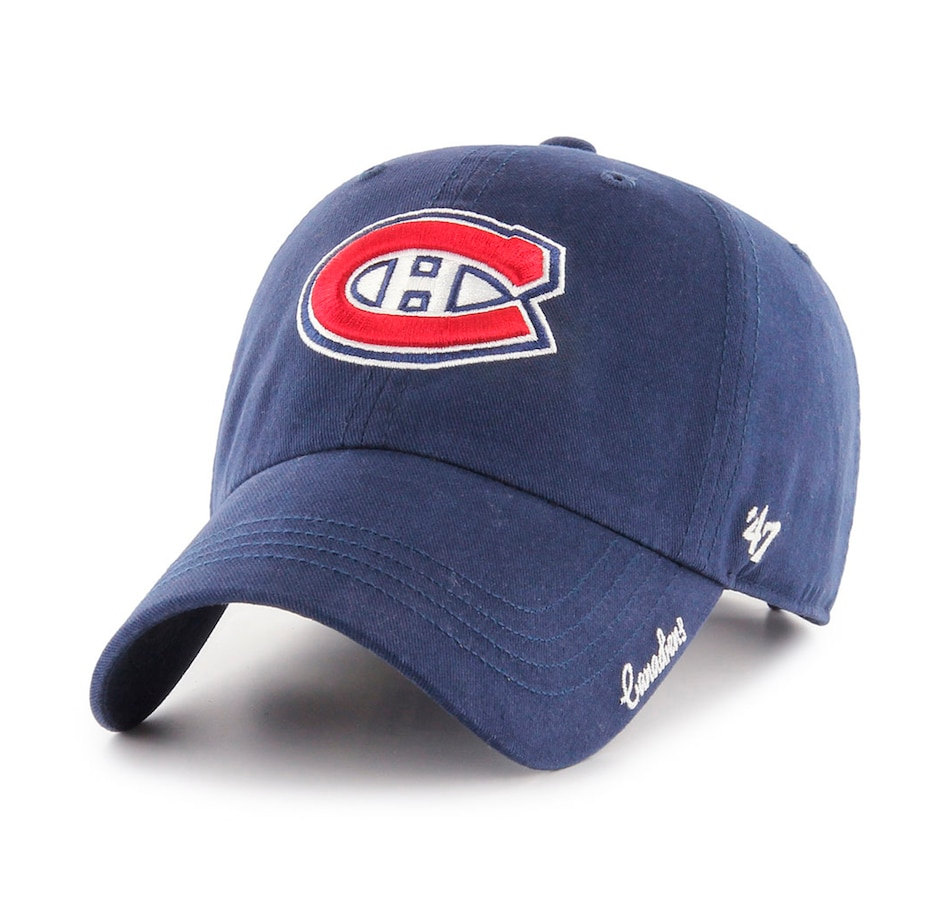 Image 609724.jpg , Product 609-724 / Price $36.99 , Ladies' Montreal Canadiens NHL Miata 47 Team Colour Clean-Up Cap  on TSC.ca's Sports department