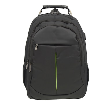 Club Rochelier Multi-Pocket Smart Backpack with USB Port
