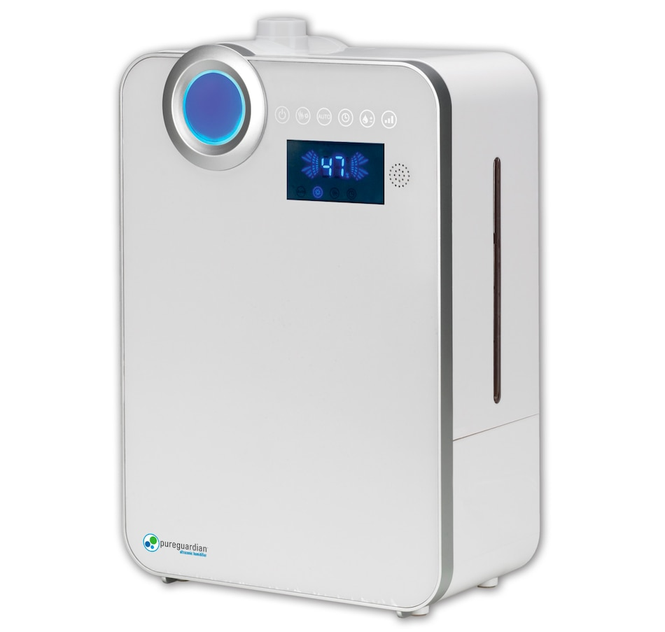 Image 609876.jpg , Product 609-876 / Price $154.95 , PureGuardian H7550CA Elite 90-Hour Smart Mist Ultrasonic Humidifier from Guardian Technologies on TSC.ca's Home & Garden department