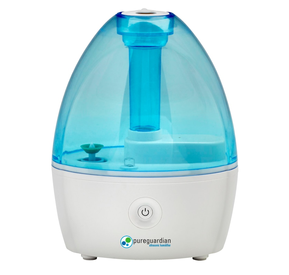 Image 609883.jpg , Product 609-883 / Price $49.95 , PureGuardian H910BL 14-Hour Ultrasonic Cool Mist Humidifier from Guardian Technologies on TSC.ca's Home & Garden department