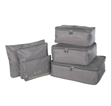 Nicci 6 Piece Luggage Organizer Set