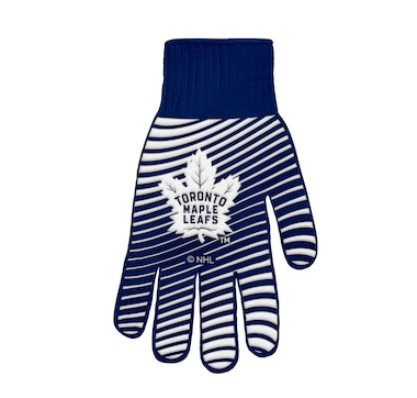 The Sports Vault NHL Licensed Toronto Maple Leafs BBQ Glove