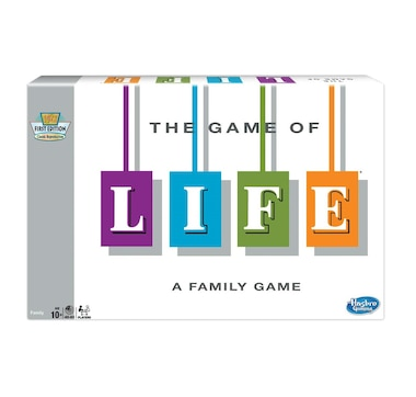 Winning Moves Games - The Game of Life Classic Edition