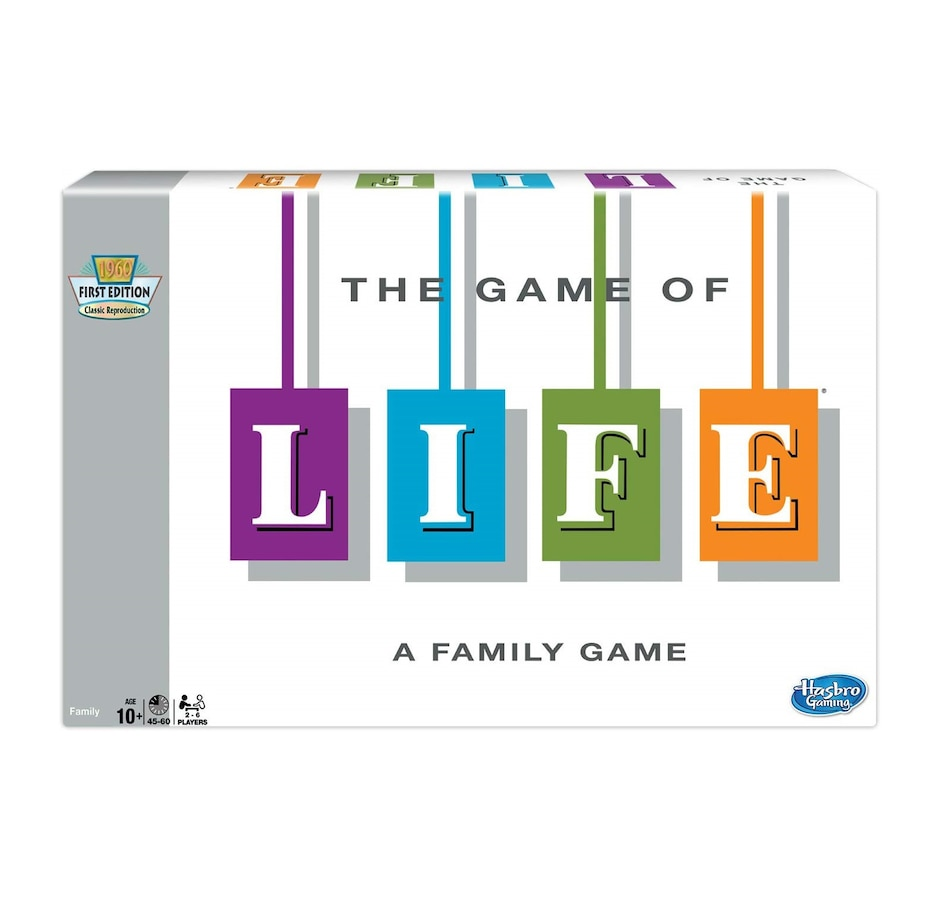Image 618343.jpg , Product 618-343 / Price $59.99 , Winning Moves Games - The Game of Life Classic Edition  on TSC.ca's Coins & Hobbies department