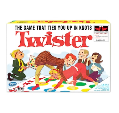 Winning Moves Games Twister Classic Edition