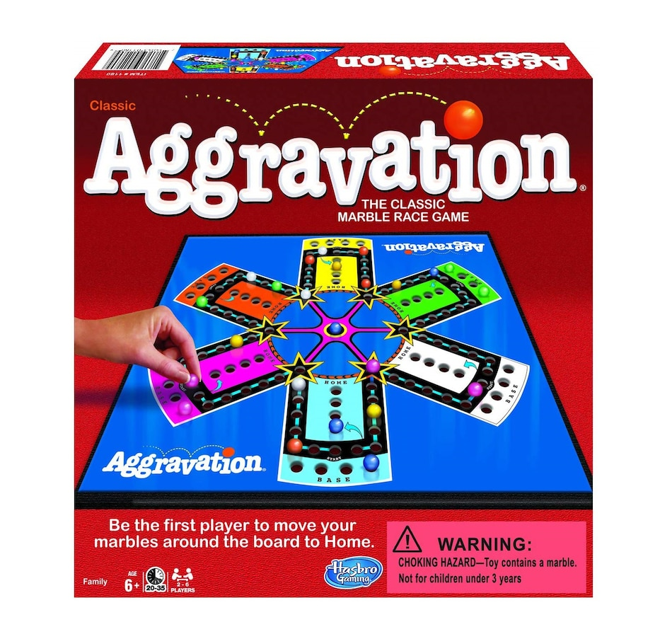 Image 618353.jpg , Product 618-353 / Price $34.99 , Winning Moves Games Aggravation Classic Edition  on TSC.ca's Coins & Hobbies department