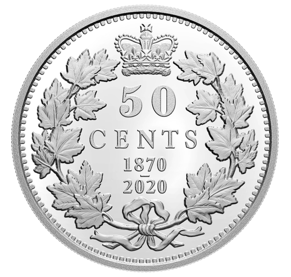 Image 618461.jpg , Product 618-461 / Price $899.95 , 2020 Fine Silver Coin Set Canada's First National Coinage from Royal Canadian Mint on TSC.ca's Coins department