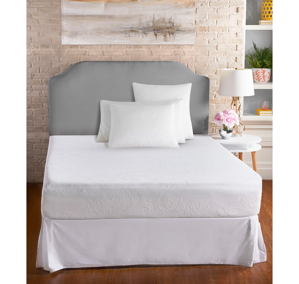 "Image 618618.jpg , Product 618-618 / Price $1,000.00 - $1,800.00 , Health-o-pedic 10"" Gel Memory Foam Mattress with Special Support Layers from Health-o-pedic on TSC.ca's Home & Garden department"