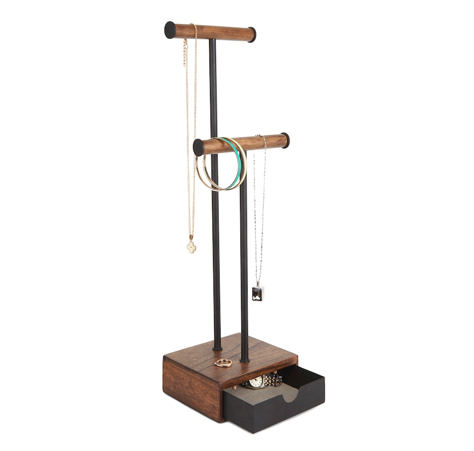 Image 618651.jpg , Product 618-651 / Price $39.95 , Umbra Pillar Jewellery Stand from Umbra on TSC.ca's Home & Garden department