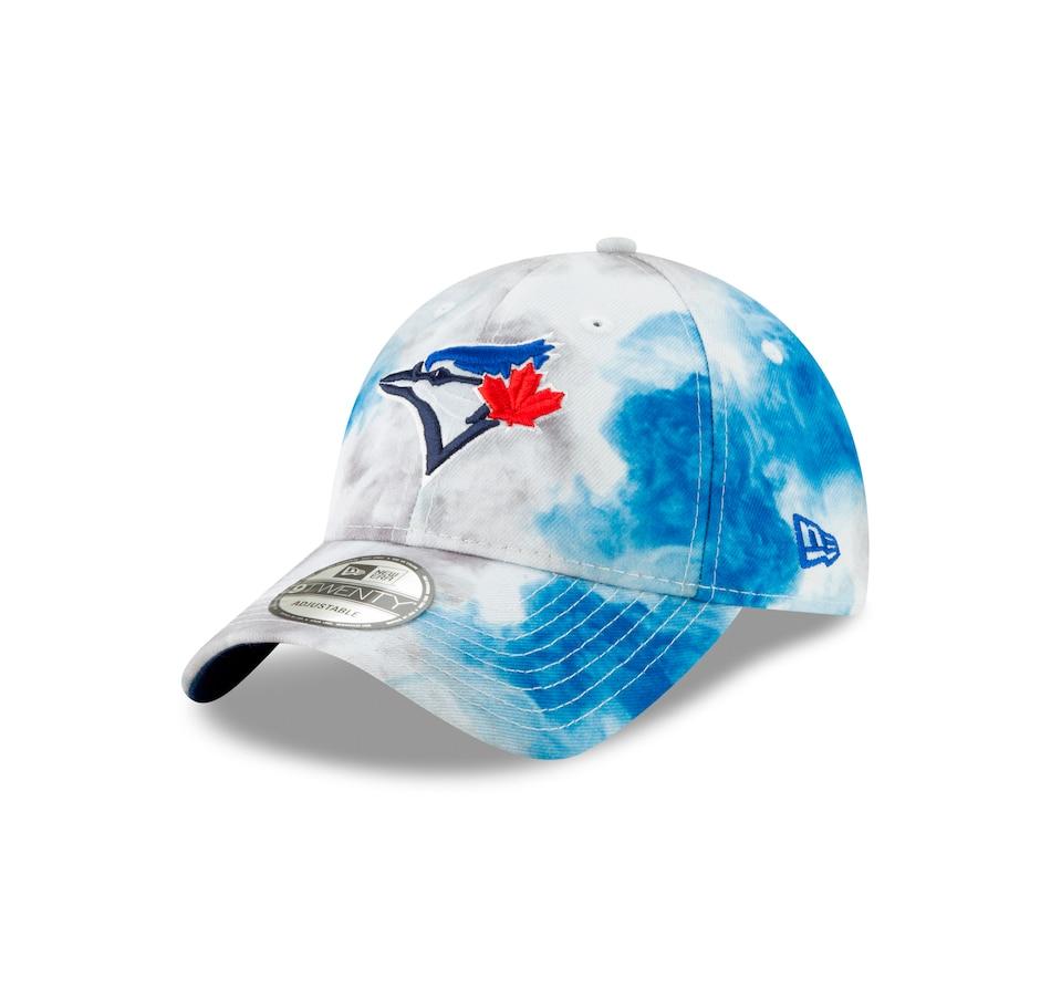 Image 618732.jpg , Product 618-732 / Price $35.99 , Men's Toronto Blue Jays MLB Colour Disturbance 9TWENTY Cap  on TSC.ca's Sports department