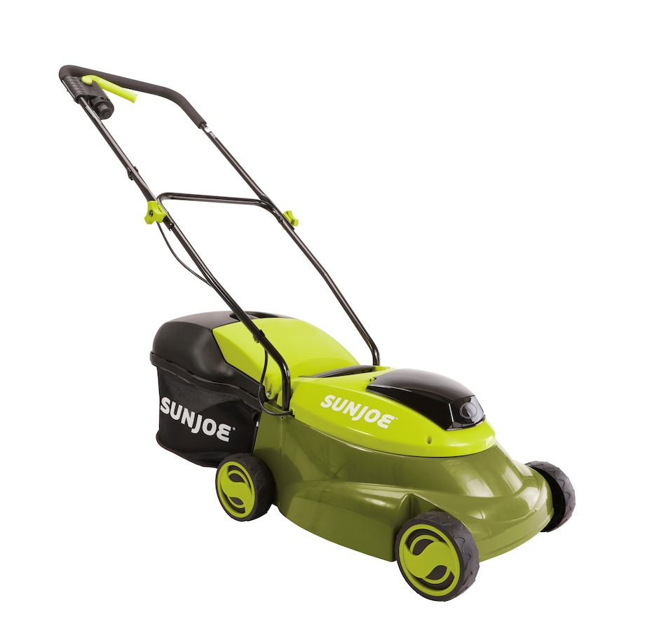 Image 618809.jpg , Product 618-809 / Price $259.95 , Sun Joe MJ24C-14-XR Cordless Lawn Mower with Brushless Motor from Snow Joe & Sun Joe on TSC.ca's Home & Garden department