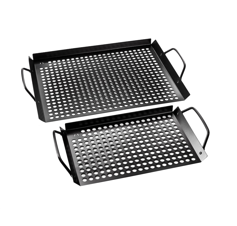 Image 618822.jpg , Product 618-822 / Price $36.99 , Outset Non-Stick Grill Grids (Set of 2) from Outset Grillware on TSC.ca's Home & Garden department