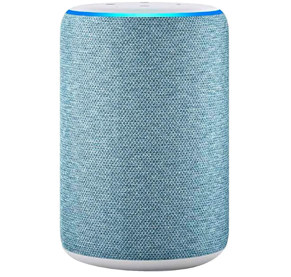 Image 618851_BLU.jpg , Product 618-851 / Price $129.99 , Amazon Echo Gen 3 (New) from Amazon on TSC.ca's Electronics department
