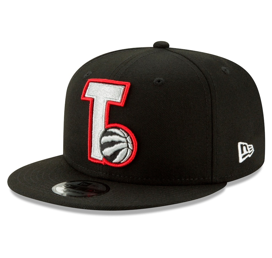 Image 619097.jpg , Product 619-097 / Price $49.99 , Toronto Raptors NBA Black Back-Half Series 9FIFTY Cap  on TSC.ca's Sports department