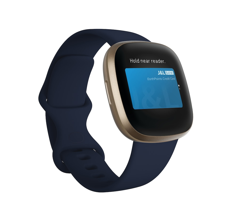 Image 622553_BLU.jpg , Product 622-553 / Price $299.95 , Fitbit Versa 3 from fitbit on TSC.ca's Electronics department