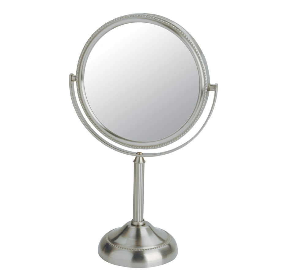 Image 623951.jpg , Product 623-951 / Price $32.66 , Jerdon Vanity Mirror 10x Magnification from Jerdon Style on TSC.ca's Home & Garden department