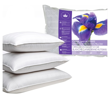 Canadian Down & Feather Company Hutterite Goose Down Pillow (Firm)