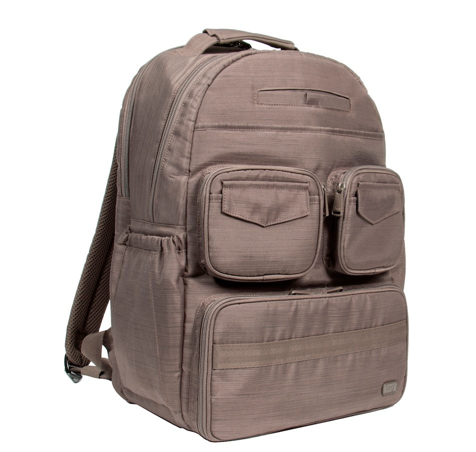 Image 625189_BRWAL.jpg , Product 625-189 / Price $160.00 , Lug Puddle Jumper Backpack SE from Lug on TSC.ca's Shoes & Handbags department