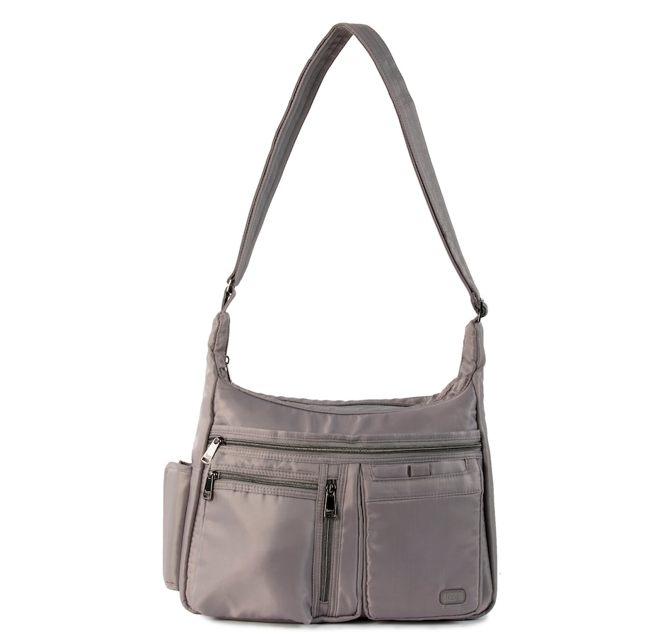 Image 625193_TITGY.jpg , Product 625-193 / Price $99.00 , Lug Double Dutch 3 Cross Body from Lug on TSC.ca's Shoes & Handbags department