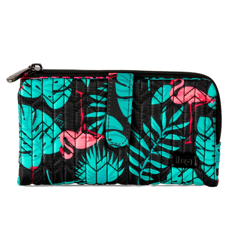 Image 625209_FLMBK.jpg , Product 625-209 / Price $50.00 , Lug Tram Wallet from Lug on TSC.ca's Shoes & Handbags department