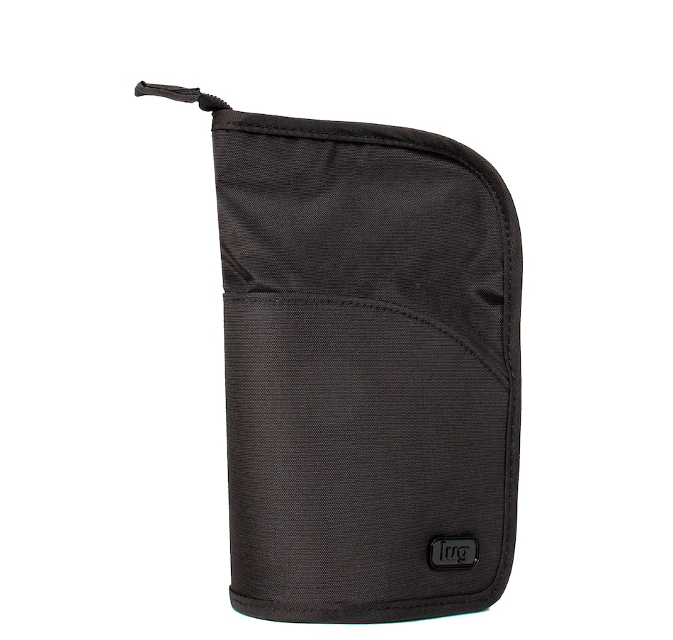 Image 625211_BRBLK.jpg , Product 625-211 / Price $35.00 , Lug Canoe Cosmetic Bag from Lug on TSC.ca's Beauty department