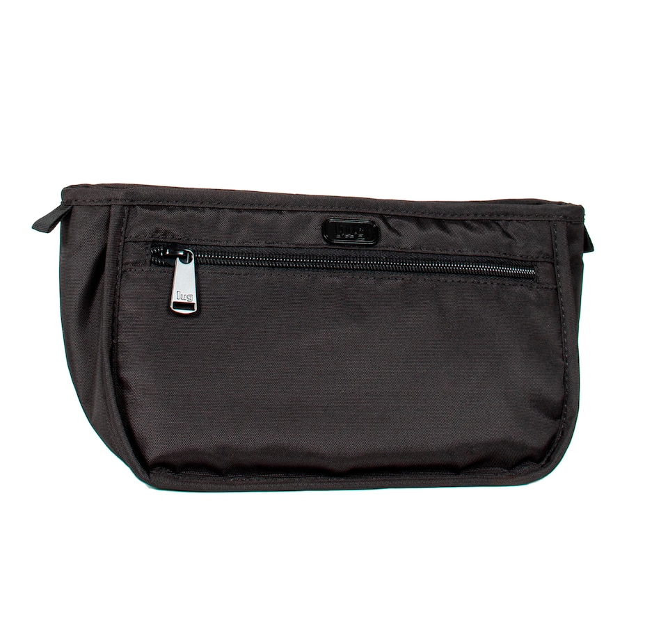 Image 625212_BRBLK.jpg , Product 625-212 / Price $35.00 , Lug Parasail Cosmetic Bag from Lug on TSC.ca's Beauty department