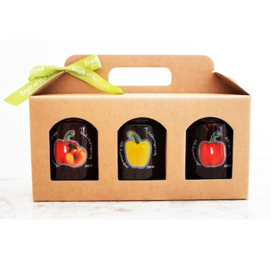 Kurtz Orchards Pepper Jelly Collection in Gift Box
