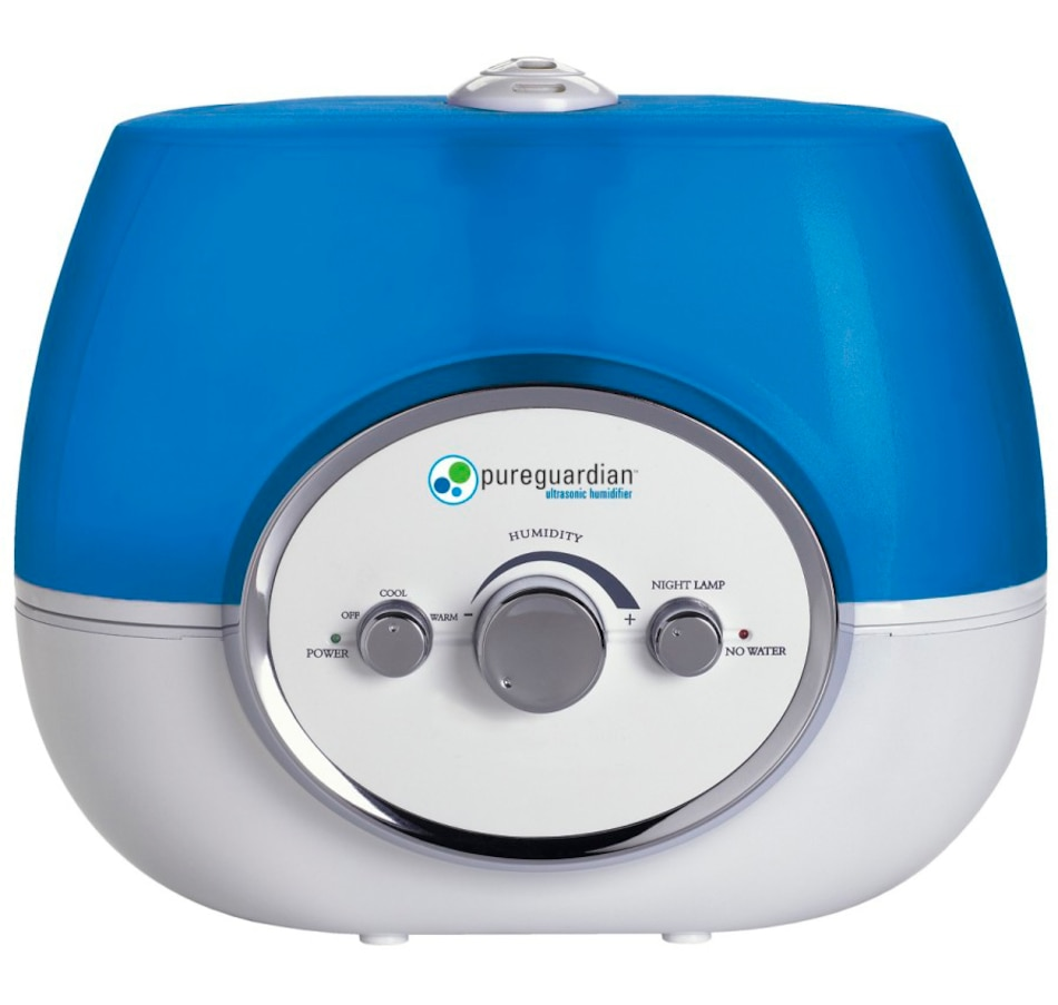 Image 625317.jpg , Product 625-317 / Price $139.95 , PureGuardian Ultrasonic Warm and Cool Mist Humidifier with Bonus Demineralization Filter from Guardian Technologies on TSC.ca's Home & Garden department