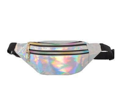 Nicci Hologram Waist Bag