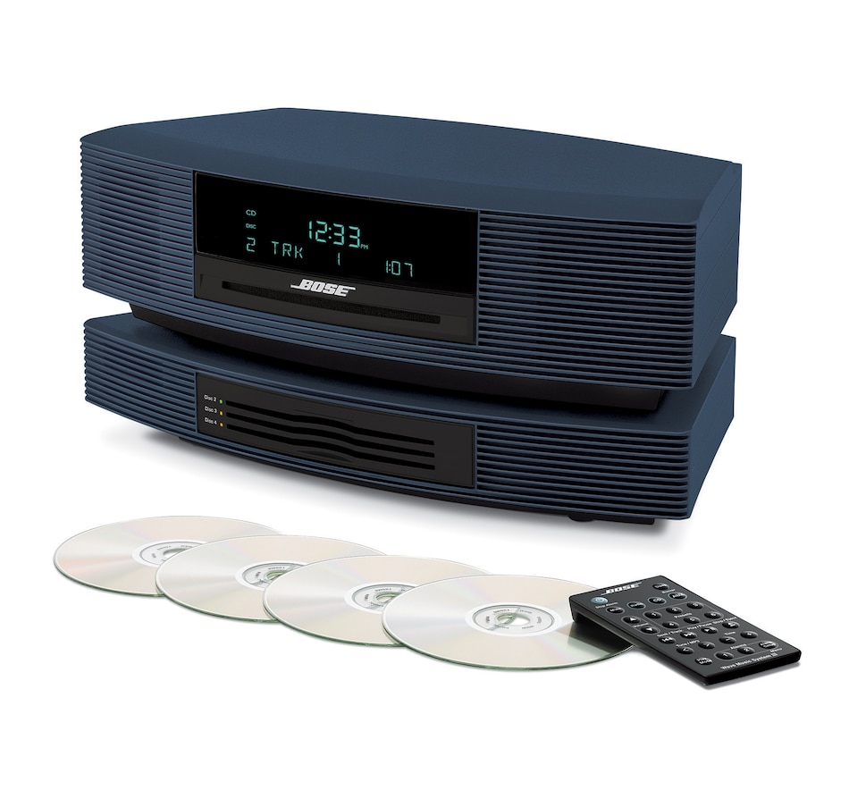Bose Wave Music System III with Multi-CD Changer
