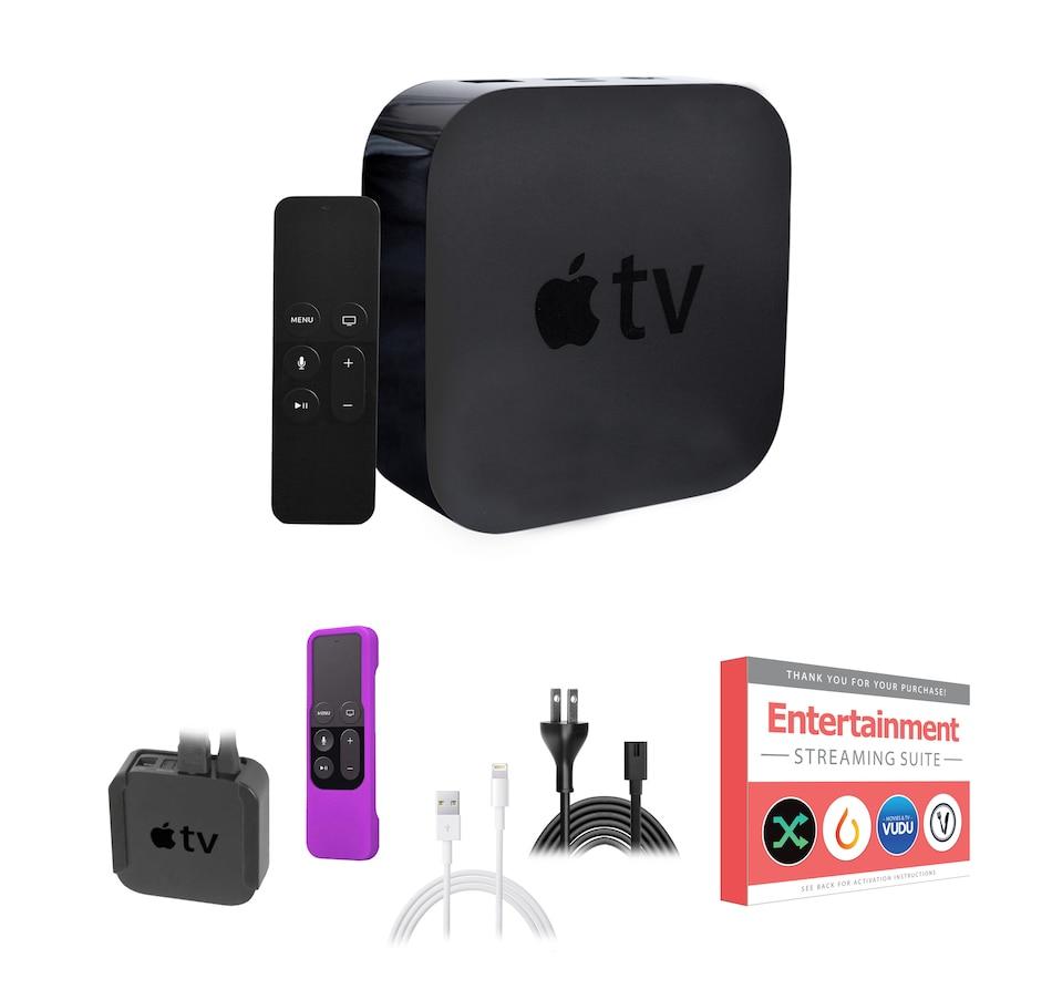 tsc.ca - Apple TV 32GB 4K Entertainment Bundle