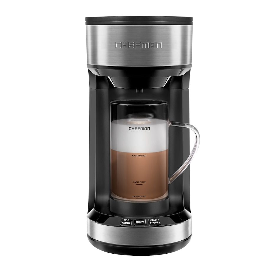Image 630697.jpg , Product 630-697 / Price $139.99 , Chefman Froth + Brew Coffee Maker from Chefman on TSC.ca's Kitchen department