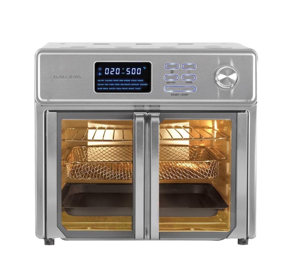 Image 630699.jpg , Product 630-699 / Price $239.99 , Kalorik Maxx 25-Litre Digital Air Fryer Oven from Kalorik on TSC.ca's Kitchen department