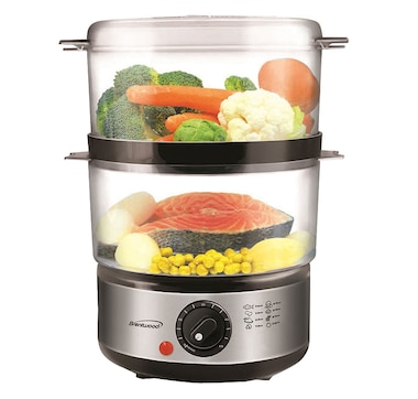 Brentwood Double Tier Food Steamer