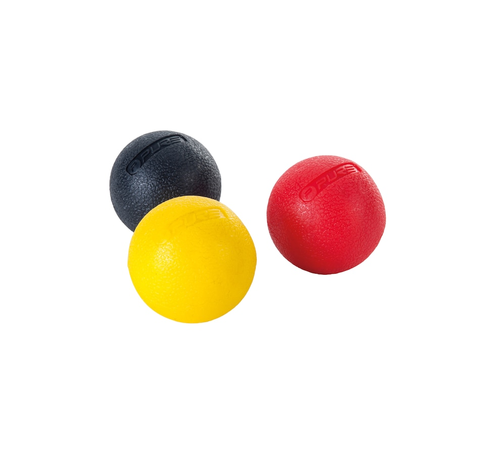 Image 631078.jpg , Product 631-078 / Price $12.49 , Pure2Improve Massage Ball Set from Pure2Improve on TSC.ca's Health & Fitness department