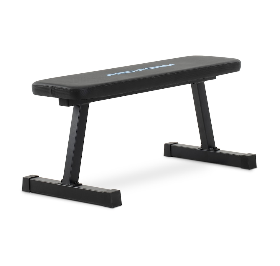 Image 631093.jpg , Product 631-093 / Price $99.99 , ProForm Sport Flat Bench from ProForm on TSC.ca's Health & Fitness department