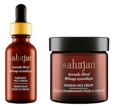 Sahajan Face Cream And Serum Duo