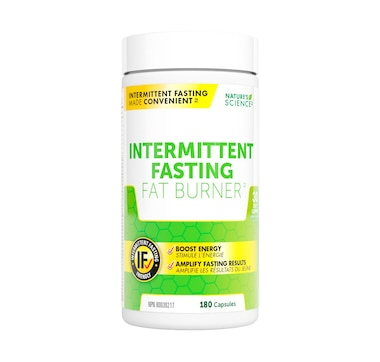 Nature's Science Intermittent Fasting Fat Burner