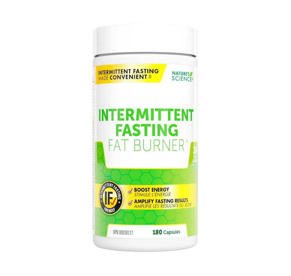 Image 631943.jpg , Product 631-943 / Price $57.49 , Nature's Science Intermittent Fasting Fat Burner from Keto Made Convenient on TSC.ca's Health & Fitness department