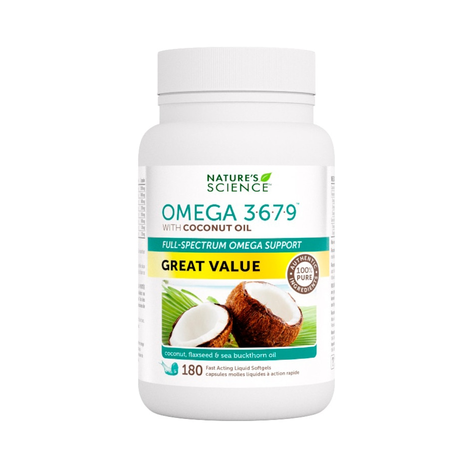 Tsc Ca Nature S Science Omega 3 6 7 9