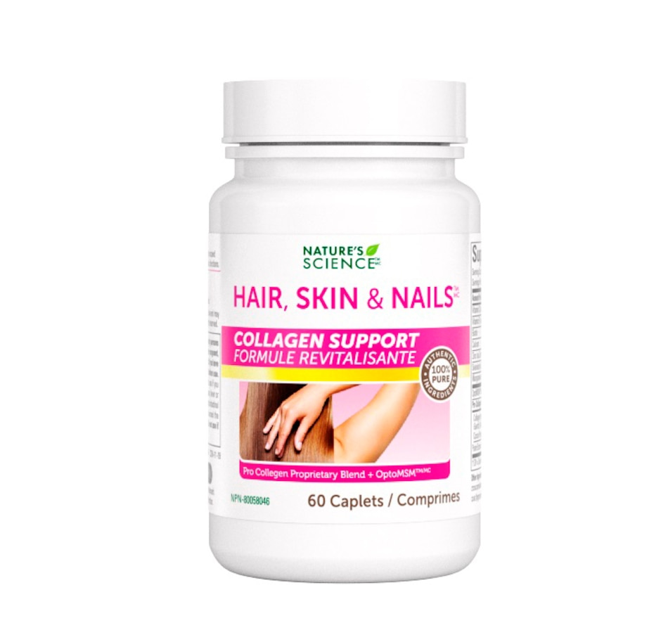 Image 631949.jpg , Product 631-949 / Price $55.00 , Nature's Science Hair, Skin & Nails from Keto Made Convenient on TSC.ca's Health & Fitness department