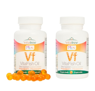VitaTree Plus VitaFish Oil 60-Day
