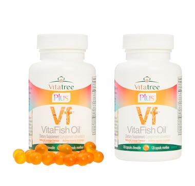 VitaTree Plus VitaFish Oil - 60-Day