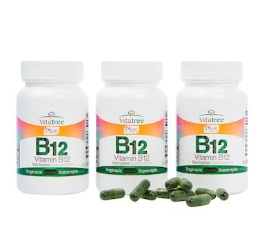 VitaTree Plus Vitamin B12 90-Day
